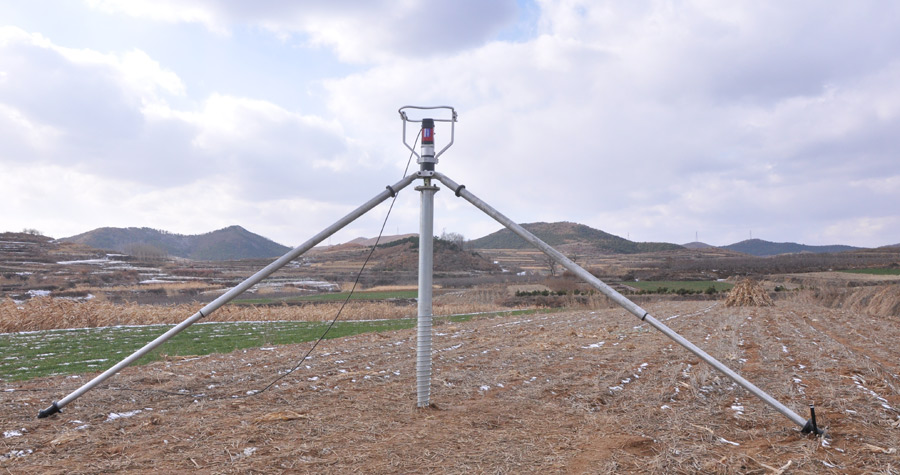 Ground Screw Anchor For Solar Ground Mounting System